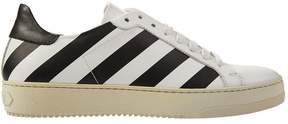 Off-White Off White Diagonal Sneakers