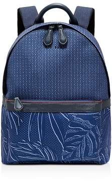 Ted Baker Travar Printed Backpack