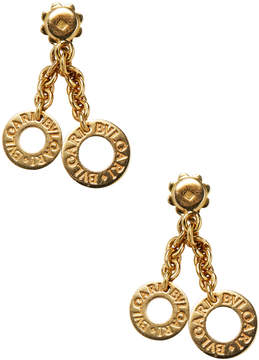 Bulgari Women's Vintage Bvlgari Earrings