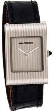 Boucheron Montre Reflet Watch