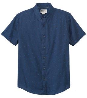 Reef Men's Diamond Short Sleeve Shirt 8144325