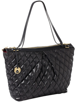 Women's CLAVA Three Quilted Commuter Tote