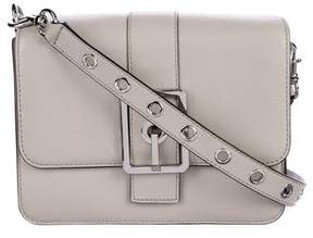Rebecca Minkoff Hook Up Shoulder Bag - GREY - STYLE