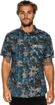 Reef Hippie Flower Ss Shirt