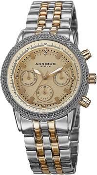 Akribos XXIV Alloy Men's Watch