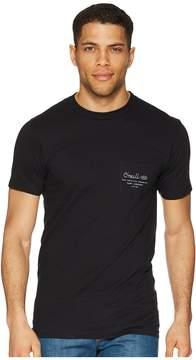O'Neill Randolph Short Sleeve Screen Tee Men's T Shirt
