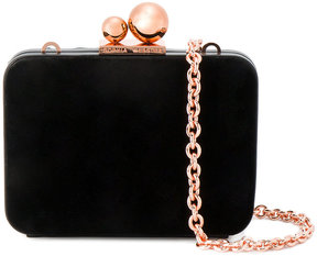 Sophia Webster Vivi Glacia velvet shoulder bag