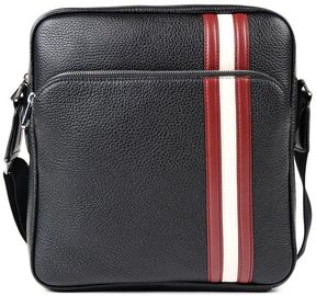 Bally Striped Shoulder Bag