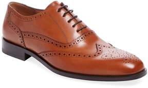 Gordon Rush Men's Leather Wingtip Oxford