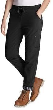 Eddie Bauer Polar Fleece-Lined Pants