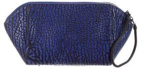 Alexander Wang Chastity Printed Wristlet
