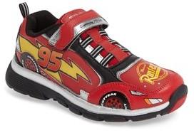Stride Rite Boy's Disney Cars Sneaker