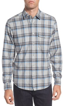 BOSS Men's Check Sport Shirt