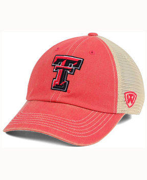 Top of the World Texas Tech Red Raiders Wicker Mesh Cap