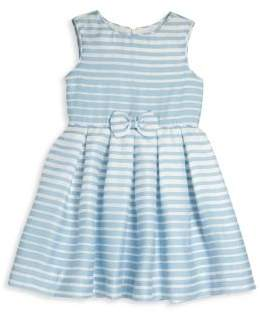 Rachel Riley Toddler's, Little Girl's & Girl's Striped Bow Party Dress