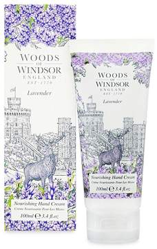 Lavender Nourishing Hand + Nail Cream by Woods of Windsor (3.4oz Cream)