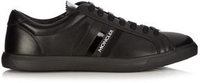 Moncler La Monaco leather trainers