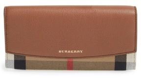 Burberry Women's 'Porter' Continental Wallet - Beige - BEIGE - STYLE
