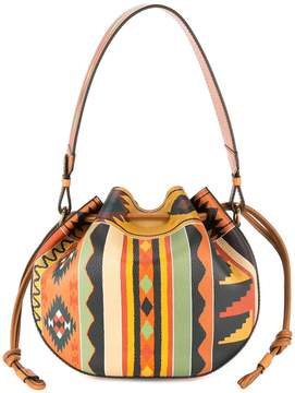 Etro Bubble paisley bucket bag