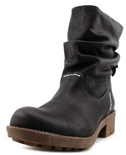 Coolway Cruxnap Women Us 6 Black Ankle Boot.
