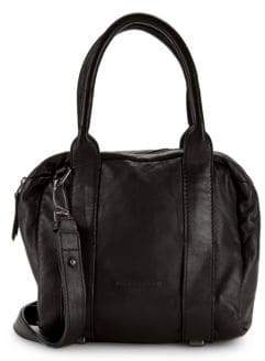 Liebeskind Berlin Classic Leather Satchel