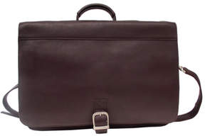 Piel Leather Executive Briefcase 9165
