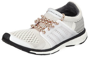 adidas by Stella McCartney Adizero Adios Running Sneaker, White