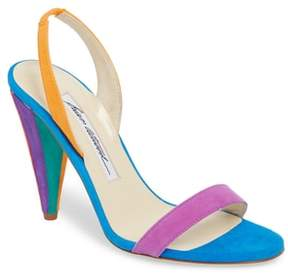 Brian Atwood Susii Cone Heel Sandal