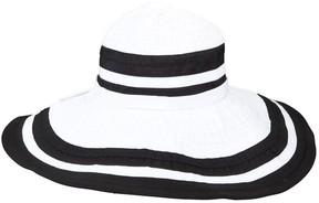Scala Ribbon Big Brim Hat