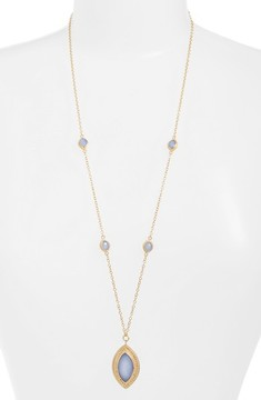 Anna Beck Women's Semiprecious Stone Pendant Necklace