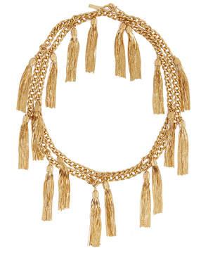 Rachel Zoe Hazel Multi-Tassel Necklace