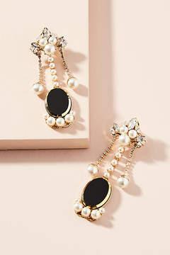 Anton Heunis Baroque Drop Earrings