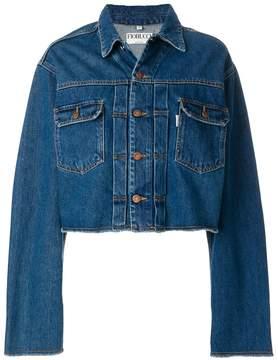 Fiorucci cropped denim jacket