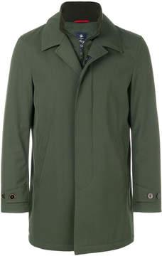 Fay lightweight zipped coat