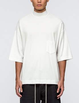 SASQUATCHfabrix. Mockneck H/S T-Shirt