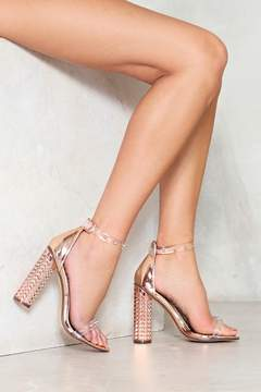 Nasty Gal nastygal Who Do You Love Studded Heel