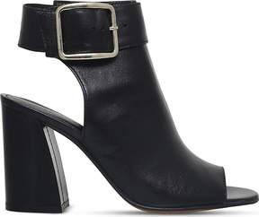 Carvela Karmen leather heeled sandals