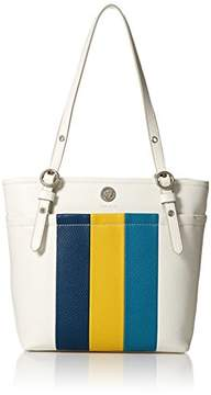 Anne Klein Pocket Stripe SM Tote