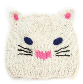 San Diego Hat Company Cat Knit Beanie