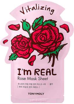Tony Moly Tonymoly I'm Real Sheet Mask - Rose (Vitalizing)
