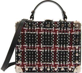 Sam Edelman Gracia Fringed Hardcase Shoulder Bag (Women's)
