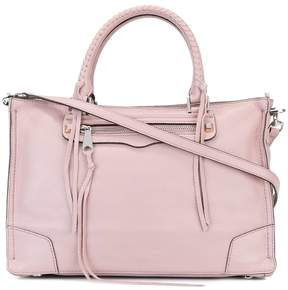 Rebecca Minkoff 'Regan' satchel - PINK & PURPLE - STYLE