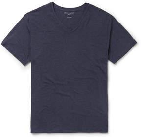 Derek Rose Marlowe Slim-Fit Stretch Micro Modal Jersey Pyjama T-Shirt