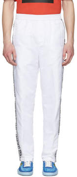 Opening Ceremony White Warm Up Lounge Pants