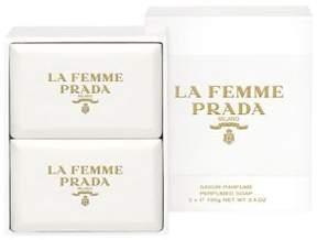 La Femme Prada Perfumed Soap/3.5 oz.