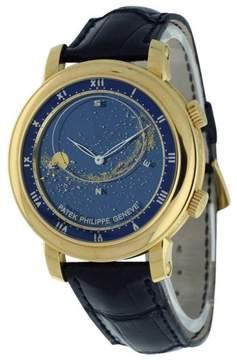Patek Philippe Sky Moon Celestial 5102J 18K Yellow Gold 43mm Mens Watch