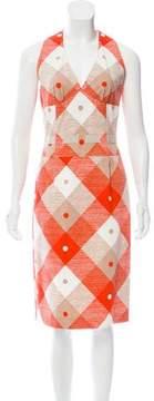Cacharel Patterned Midi Dress