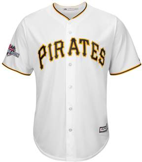 Majestic Big & Tall Pittsburgh Pirates Cool Base Replica Jersey