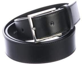 Christian Dior Leather Dress Belt