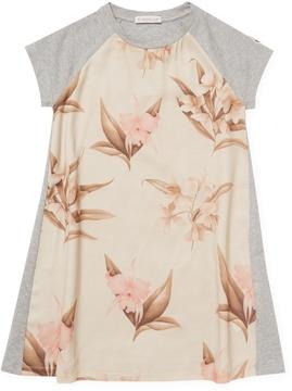Moncler Floral Cotton Dress